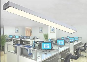 Dbkll suspension plafond led lampe à double usage bureau lustre