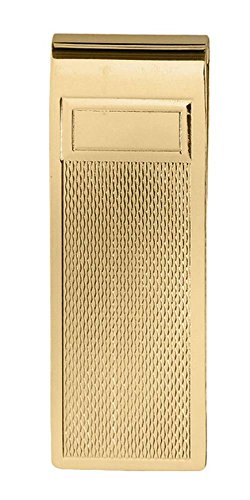 West Orton Clip Mens West Textured Gold Orton Money Mens ZHcq5