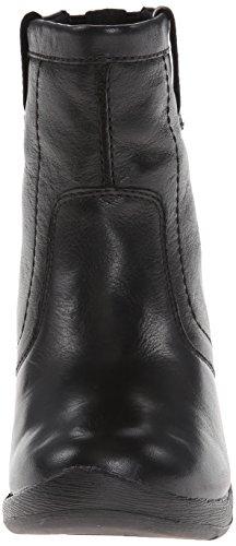 Zapatos negro Negro mujer de Negro para cordones Keen negro Piel de Zqwv7d