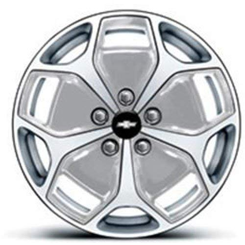 GM Accessories 22816454 Silver Wheel Cover Insert