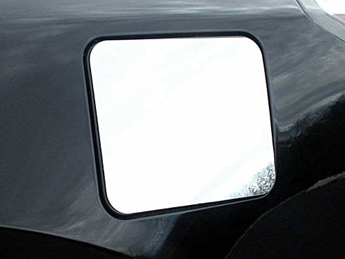 (QAA FITS Altima 2007-2012 Nissan (1 Pc: Stainless Steel Fuel/Gas Door Cover Accent Trim, 4-Door) GC27550)