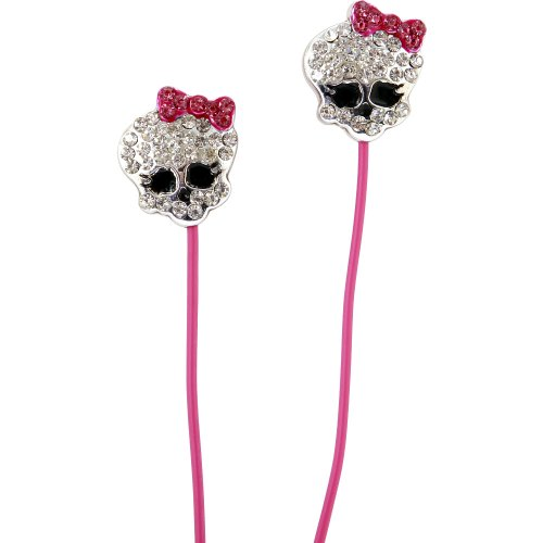 Monster 11548 Skull Bling Earbuds product image