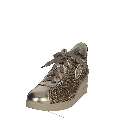 2017 Guld Ny En Rucoline Sommer Kollektion 226 0226 Sneaker Sølv 82983 Forår Netlam CqHn7z
