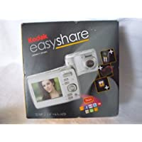 Kodak EasyShare Camera, C15 Bundle, Silver