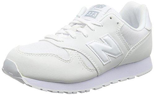 new balance 373 hombres blanco