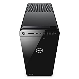 Dell XPS 8910 Gaming Desktop PC, Intel Core i7-6700 Quad-Core 3.4GHz, 8GB DDR4 RAM, 1TB 7200RPM HDD, NVIDIA GeForce GT 730, DVD+/-RW, WIFI, Bluetooth, HDMI, VGA, USB 3.1, Windows 10 Pro