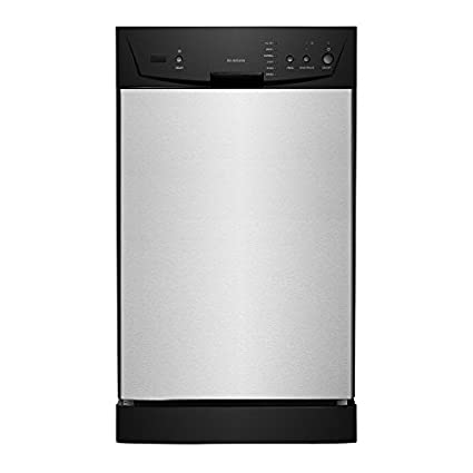 This Built In Dishwasher Features A Durable Stainless Steel Interior For  Years Of Long Lasting Use And Can Accommodate Up To 8 Place Settings At A  Time.