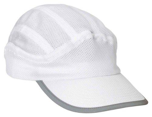 - BX BETTER RUNNERS MESH HAT (WHITE) (OS)