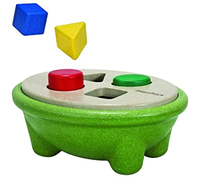 Plan Toys Preschool Shape And Sort It Out Activity Toy by Plan Toys