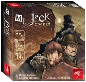 Mr. Jack Pocket (Jack The Ripper Game compare prices)