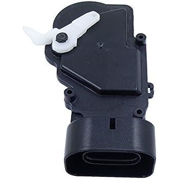 Amazon Com Rear Left Power Door Lock Actuator For 2000