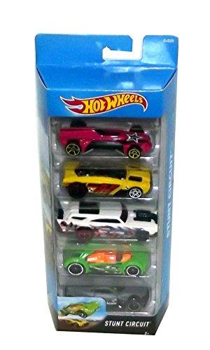 Circuit Hot Wheels - 9