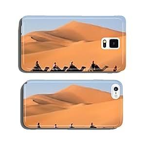 camel caravan in the sahara desert cell phone cover case iPhone6 Plus