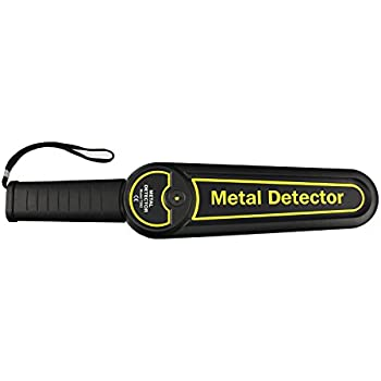 allsun Metal Detector Handheld Security Wand