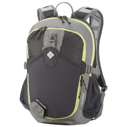 Unisex Columbia Xtender Pocket Backpack GREY O/S, Outdoor Stuffs