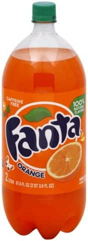Soft Drinks: Fanta