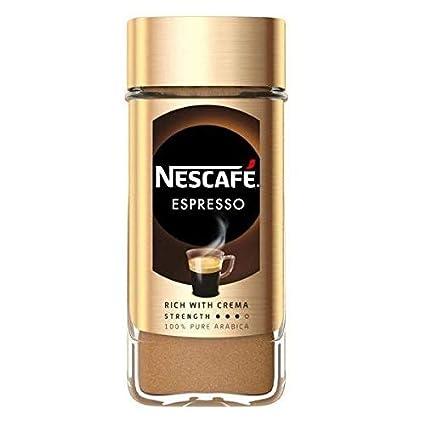 Nescafe Café Espresso Instant 3.5 oz/100g: Amazon.com ...