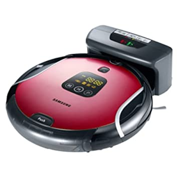 Samsung VCR8930L3R/XEE - Aspirador robot: Amazon.es: Hogar