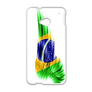 Artistic Fashion Unique White HTC M7 case