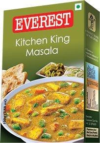 Everest Kitchen - Everests Kitchen King Masala 100g/3.50 oz (Pack of 3)
