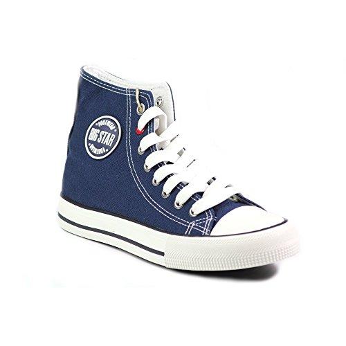 Big Star T274025 - T274025 - Color Navy Blue - Size: 38.0 (Big Star Shoes)
