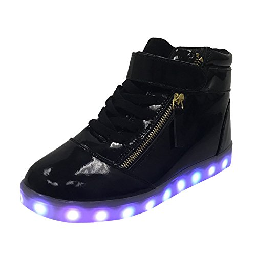 Flashing Shoes Charging Sneakers Fashion product image