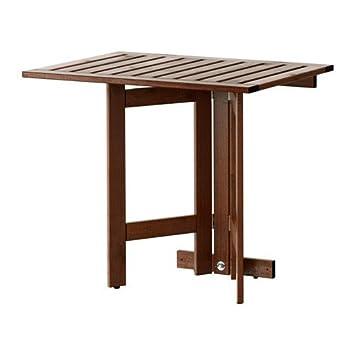 Ikea äpplarö Table Pliante Pour L Extérieur Murale En