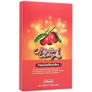 MiralandBerry Freeze Dried Miracle Berry, Miracle Fruit, 10 Whole Premium Berries, Cut Sugar Intake,Turns Sour Foods to Sweet, Great for Taste Tripping Party