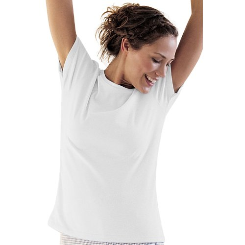 The-Irish-Linen-Store-Womens-Classic-White-Cotton-T-Shirt-White