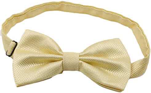 Potato001 Hot Classic Fashion Wedding Party Feast Fancy Adjustable Bowtie Necktie Bow Tie