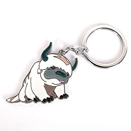 Appa Avatar Last Airbender New Cute Keychain Keyring Pendant Animal Rare  Good Gift