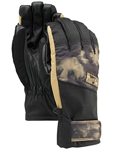 - Burton Approach Under Glove - True Black Wornhole, Men's Small