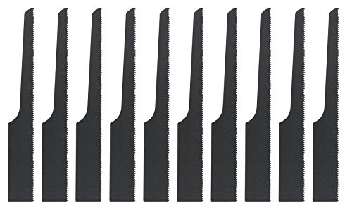 Performance Tool M555-24 Saw Blades 24 Teeth Per Inch Bi-Metal Construction 10Pcs by Performance Tool