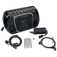 Kicker PWRA4P15 PowerStage Amp & Powered Sub Upgrade for 2015 Jeep Wrangler 4-Door w/ Premium Audio