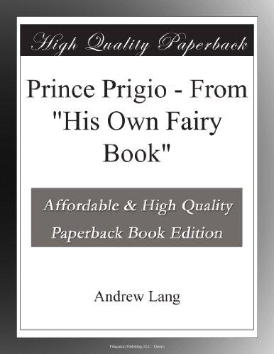 Prince Prigio - From