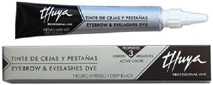 Thuya, Color para cejas (Negro Intenso) - 6 de 1 unidad ...