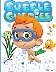 Bubble Guppies: Coloring Book Excellent Bubble Guppies Coloring Book With Good Layout And Initiating For Kids. A Great Combination Of Entertainment And Relaxation