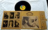 Elton John LP - Honky Chateau (One) - Universal City Records - Original release w/textured print cover w/flap -