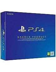 PlayStation 4 - Konsole Slim, Schwarz, E Chassis, 500 GB, (Generalüberholt)
