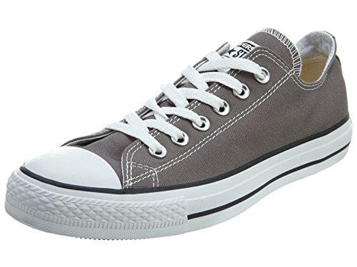 - Converse Chuck Taylor All Star Canvas Low Top Sneaker,Charcoal,5 US Men/7 US Women
