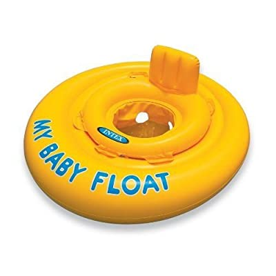 Intex Inflatable Baby Pool Float: Toys & Games