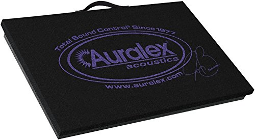 Auralex Acoustics GreatGRAMMA v2 Isolation Platform for Amplifiers, 1.75'' x 19'' x 30'', Regular (