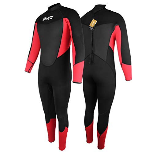 GoldFin Full Wetsuits 3mm