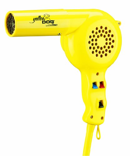 Conair Yellow Watt Dryer Grooming