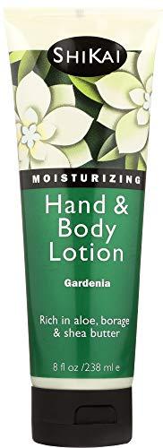 (ShiKai (NOT A CASE) All Natural Hand & Body Lotion Gardenia)