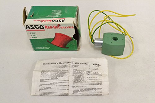 - ASCO MP-C-082 238810-032-D 110/230V-AC SOLENOID VALVE COIL B241996