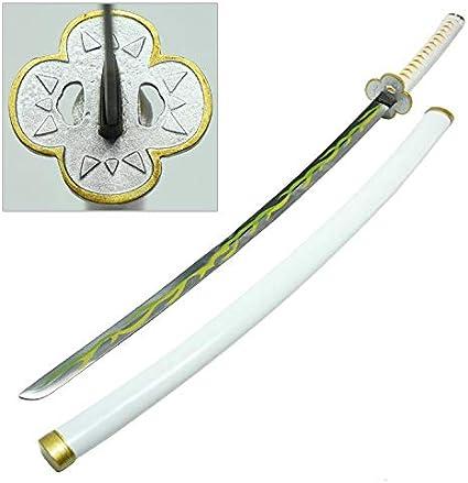 Demon Slayer Kimetsu no Yaiba Zenitsu Agatsuma Nichirin Sword
