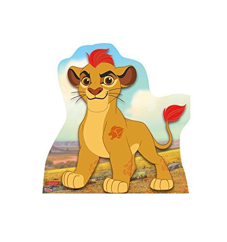 Advanced Graphics Kion Life Size Cardboard Cutout Standup - Disney Junior's Lion Guard