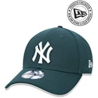 7ab45c9d16c46 BONE 3930 NEW YORK YANKEES MLB ABA CURVA VERDE NEW ERA
