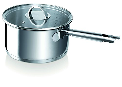 Beka Ilano Professional High Quality Saucepan With Lid 16 cm,